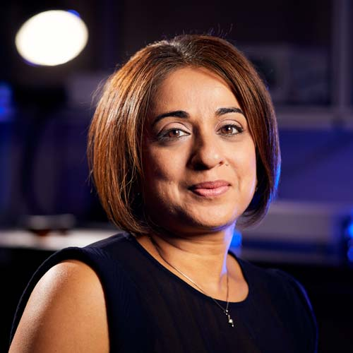 Shahida Imani – Chief Executive Officer