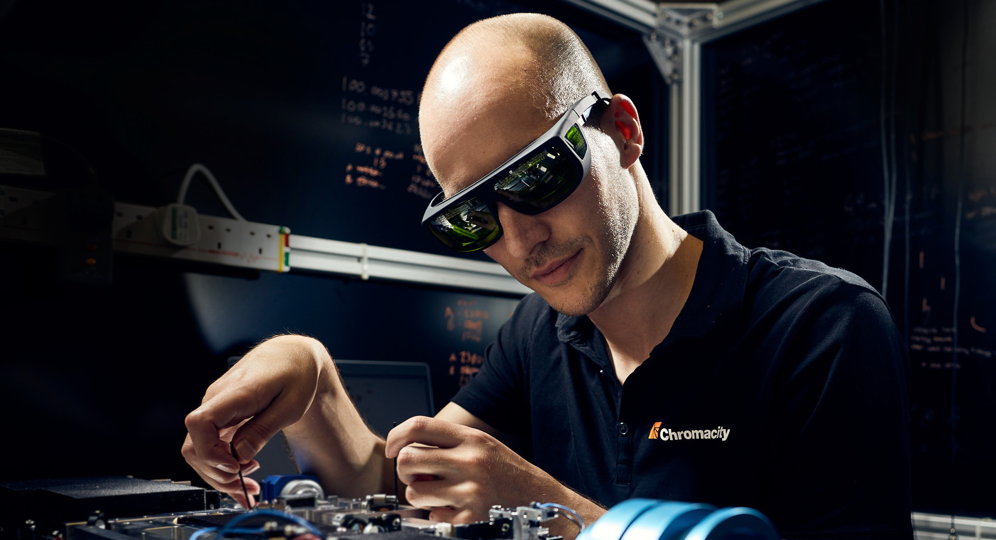 Ultrafast Laser Manufacture